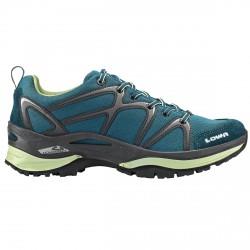 Zapatos trekking Lowa Innox Evo Gtx LO Mujer verde