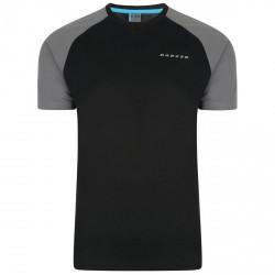 T-shirt running Dare 2b Undermine Hombre negro