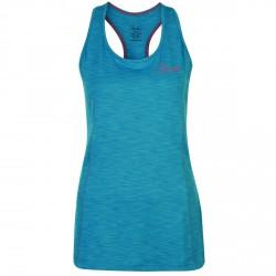 Camiseta running Dare 2b Pertain Mujer turquesa
