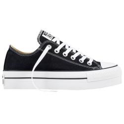Sneakers Converse All Star Platform Chuck Taylor Femme noir
