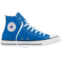 Sneakers Converse All Star Hi Canvas Seasonal royal
