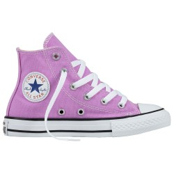 Sneakers Converse All Star Hi Canvas Seasonal Girl fuchsia