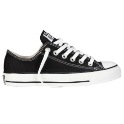 Scarpe Convers All Star Ox Canvas Core nero-bianco