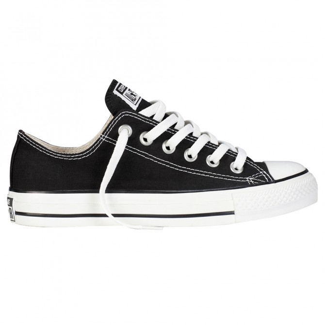 Sneakers Converse All Star Canvas Classic Mujer negro