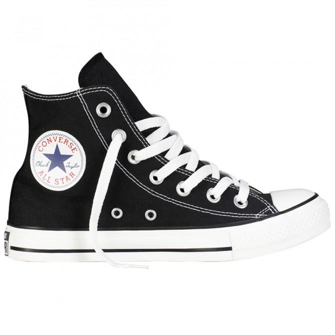 Scarpa Converse All Star Canvas core nero-bianco