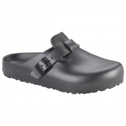 Mule Birkenstock Boston Eva Woman grey