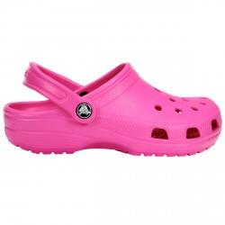 Sabot Crocs Classic fuchsia