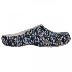 Sabot Crocs Freesail Graphic Femme bleu