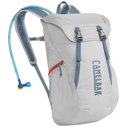 Backpack + bottle Camelbak Arete 18 grey