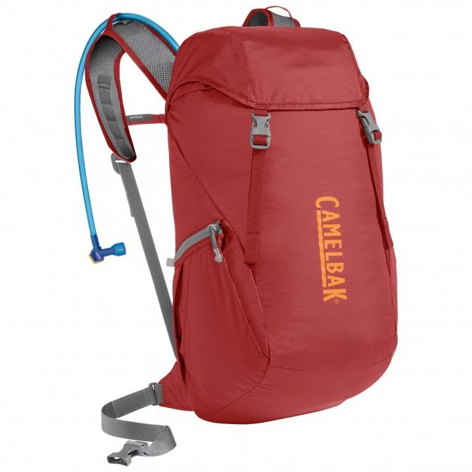 Backpack + bottle Camelbak Arete 22 red