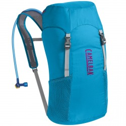 Backpack + bottle Camelbak Arete 18 light blue