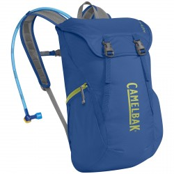 Backpack + bottle Camelbak Arete 18 royal