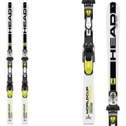 ski Head WC Rebels Gs Team Sw+ bindings Freeflex Pro 11