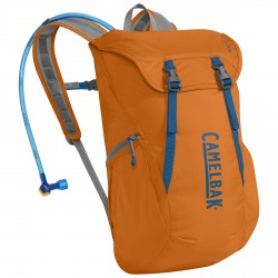 Sac à dos + bouteille Camelbak Arete 18 orange