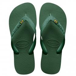 Flip-flop Havaianas Brasil Logo green