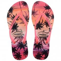 Flip-flop Havaianas Slim Paisage Woman pink