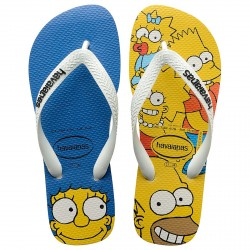 Chancletas Havaianas Simpsons