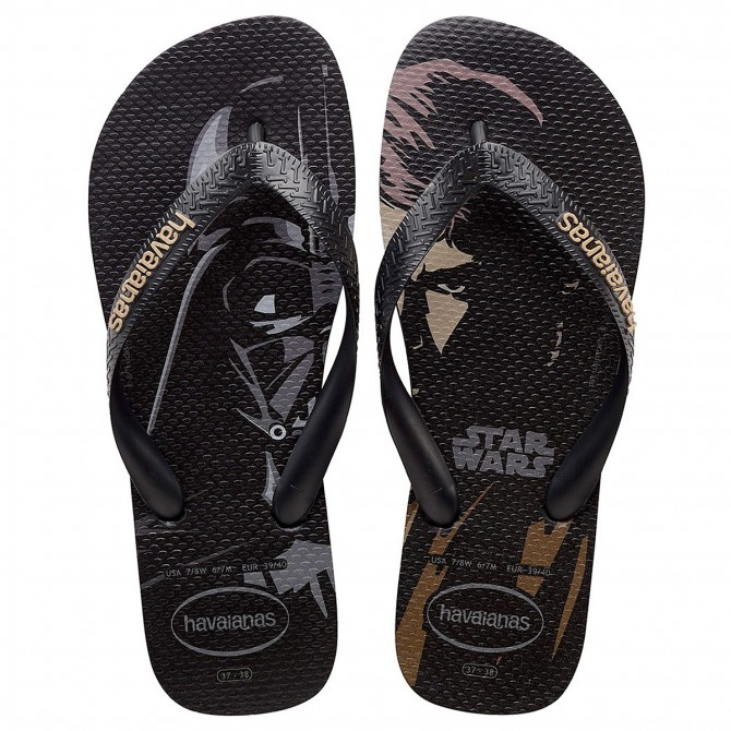 tongs havaianas star wars homme chaussures et sandales. Black Bedroom Furniture Sets. Home Design Ideas