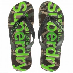 Chancla Superdry Classic Camo
