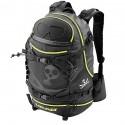 backpack Head Rebels Racing black-lime