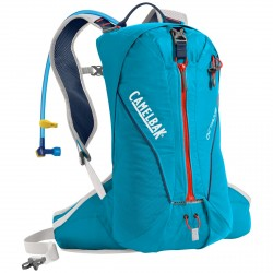 Backpack + bottle Camelbak Octane 18 turquoise