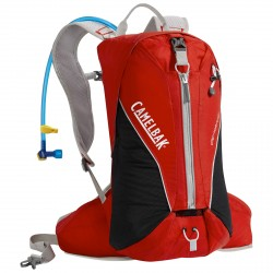 Backpack + bottle Camelbak Octane 18 red