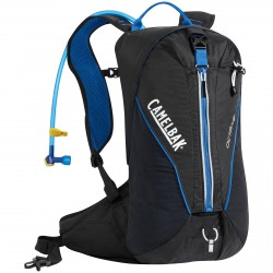 Backpack + bottle Camelbak Octane 18 black
