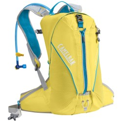 Backpack + bottle Camelbak Octane 18 yellow