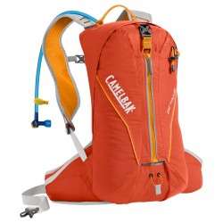 Backpack + bottle Camelbak Octane 18 orange