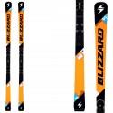 ski Blizzard Gs Fis-Racing Deptplate + fixations Comp 20.0