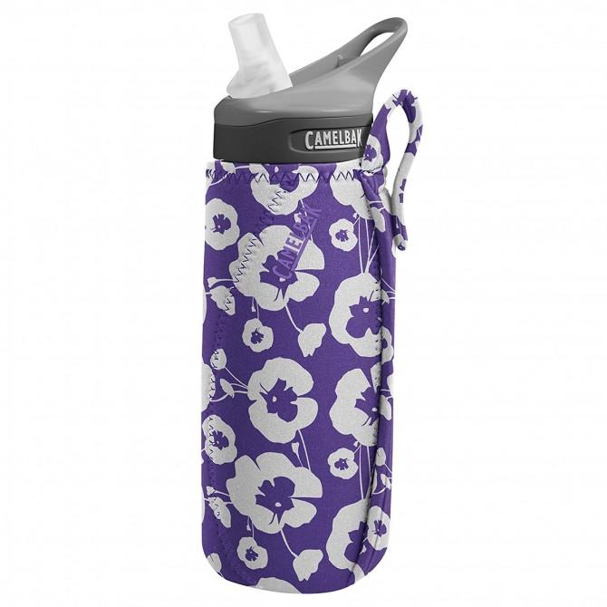 Caso botella Camelbak violeta