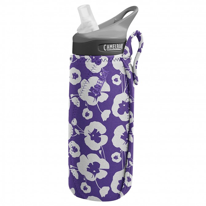 Custodia borraccia Camelbak viola