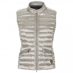 Gilet Ciesse Angie Donna argento