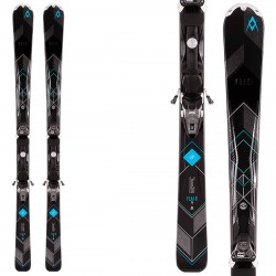 Ski Volkl Flair 74 + bindings 4motion 10.0