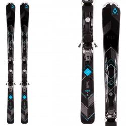 Ski Volkl Flair 74 + bindings 4motion 10.0