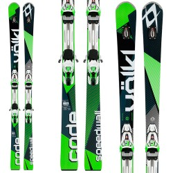 Ski Volkl Code Speedwall L Uvo + fixations Rmotion2 12.0