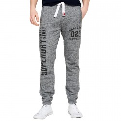 Jogging pants Superdry Trackster Lite Man grey