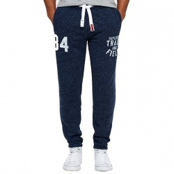 Jogging pants Superdry Trackster Lite Man blue
