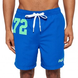 Maillot de bain Superdry Premium Water Polo Homme royal