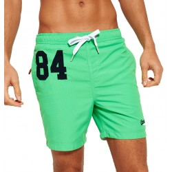 Costume Superdry Premium Water Polo Uomo verde