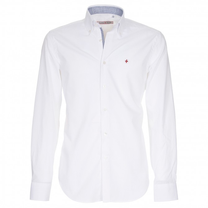 Shirt Canottieri Portofino Man white