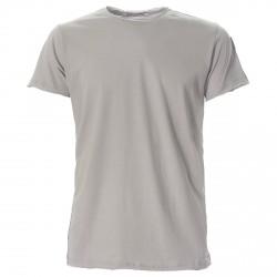 T-shirt Canottieri Portofino 20269 Homme gris clair