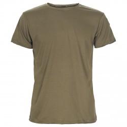 T-shirt Canottieri Portofino 20269 Homme vert militaire