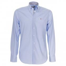 Shirt Canottieri Portofino Man blue-white