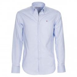 Camisa Canottieri Portofino Hombre azul claro