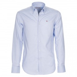 Shirt Canottieri Portofino Man light blue