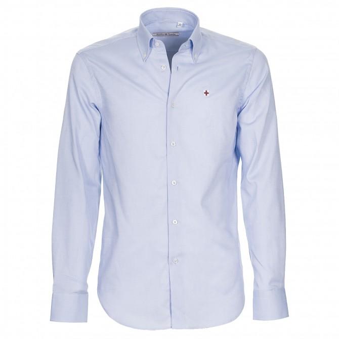 Shirt Canottieri Portofino Man light blue