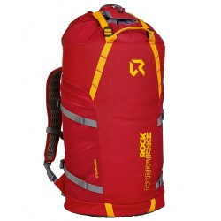 Trekking backpack Rock Experience Strapiombo red