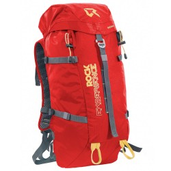 Trekking backpack Rock Experience Roccia 25 red