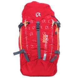 Trekking backpack Rock Experience Predator 32 red
